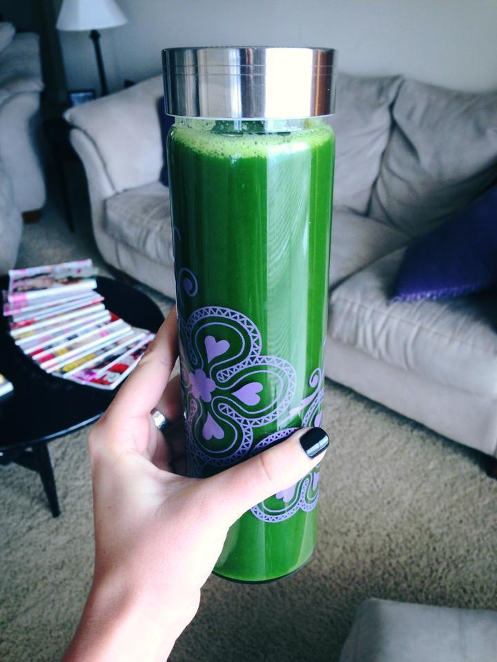 green juice - 7