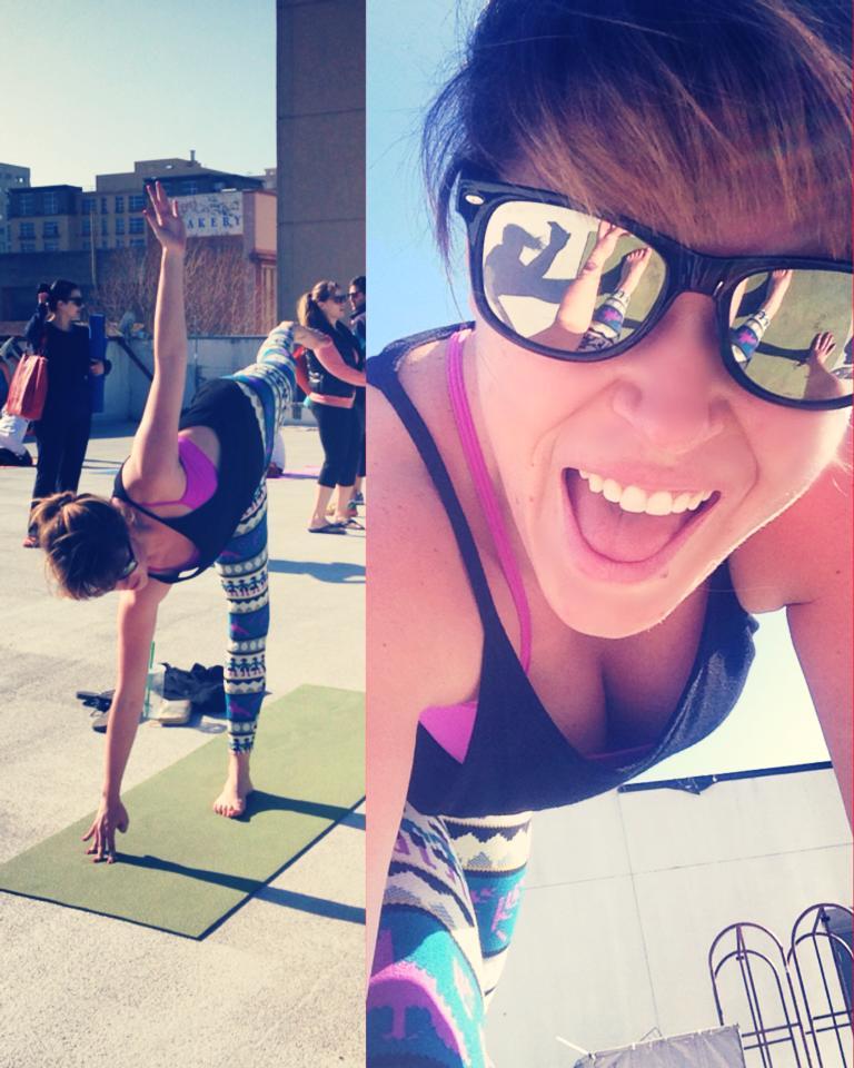san francisco 7 roof top yoga sundays
