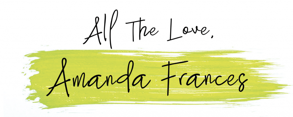 Amanda Frances fame course